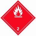 Легковоспламеняющиеся газы